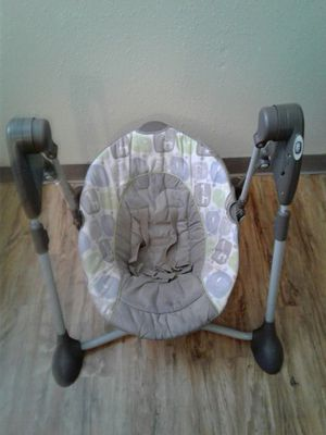 Baby swing for Sale in St. Louis, MO
