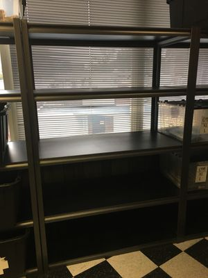 Heavy duty rack with 5 shelving for Sale in Chevy Chase, MD