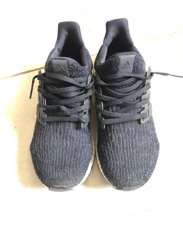 6937bb045cb11 Adidas Ultra Boost 3.0 Core Black Sz 9 for Sale in Glendale
