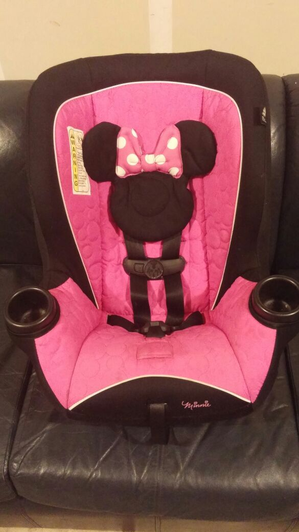 Minnie Mouse Car Seat For Sale In Vancouver Wa Offerup
