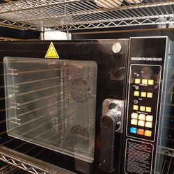 Commercial Oven Thumbnail