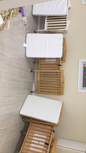 Baby crib (All 3 deal) for Sale in Bowie, MD