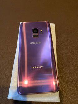 Samsung galaxy S9 64GB unlocked Thumbnail