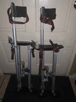 Drywall Stilts Thumbnail
