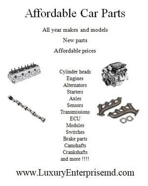 Car parts cheap all makes models for Sale in Greenacres, FL
