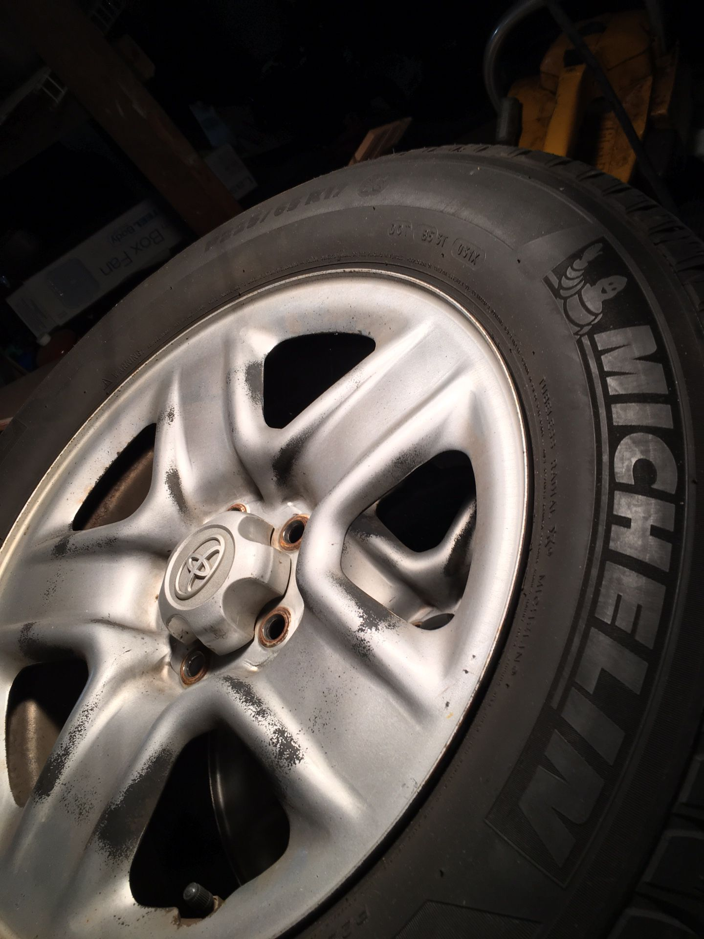 Toyota RAV4 Rims and Tires