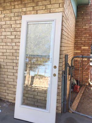 Interior Door Wood 36x80 For Sale In El Paso Tx Offerup