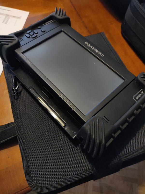 CELLEBRITE UFED TOUCH MINT for Sale in Houston, TX - OfferUp