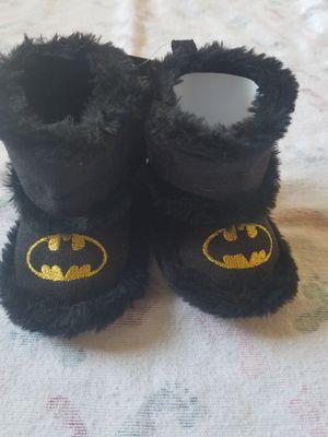Batman baby boots for Sale in Coronado, CA