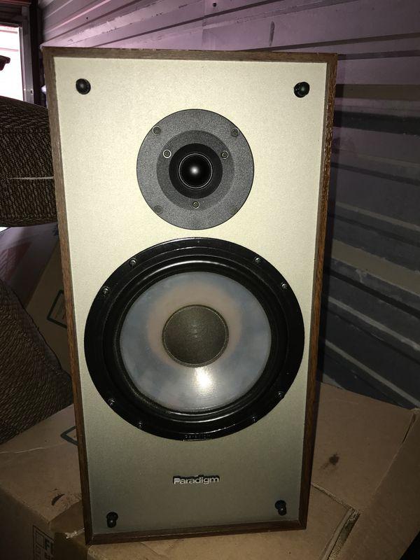 Vintage Paradigm 3Se Speakers! for Sale in Shreveport, LA - OfferUp