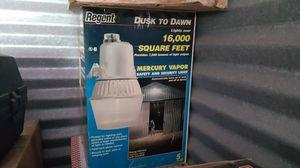 Regent Dust to Dawn 16000 mercury vapor light for Sale in Windermere, FL