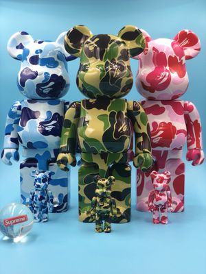 Kaws, BAPE & Bait Medicom Vinyl Toy Collection - 100% Authentic ! for Sale in New York, NY