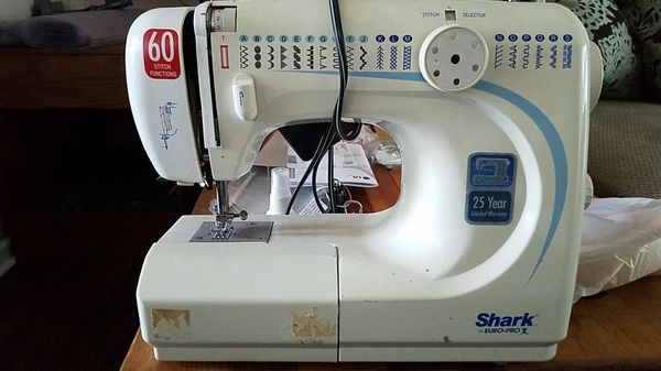 Shark Sewing Machine Machine Photos And Wallpapers Adorable Shark 612c Sewing Machine Review