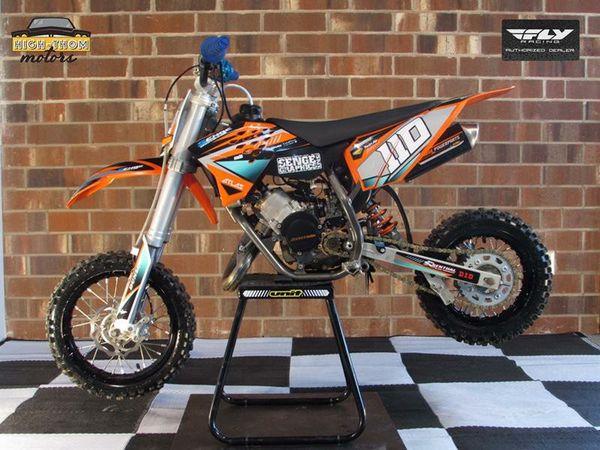 2014 KTM 50 SX Motocross Dirt Bike for Sale in Thomasville, NC - OfferUp