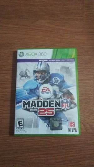 Madden14 for Sale in Roy, WA