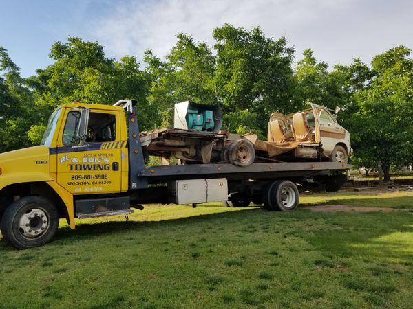 Tow Truck Stockton Ca >> Fl60 Frateliner Cummins Rollback Tow Truck For Sale In Stockton Ca Offerup