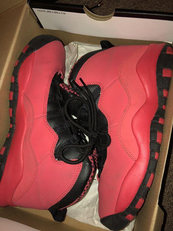 11a3799cb65e Girls Air Jordan 10 Retro (GS) - Size 5.5 Boys for Sale in Lowell ...