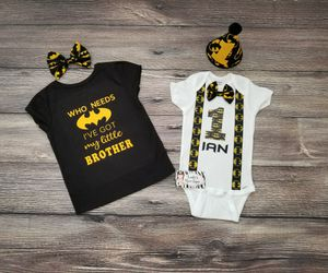 Personalized shirts/onesies for Sale in Laveen Village, AZ