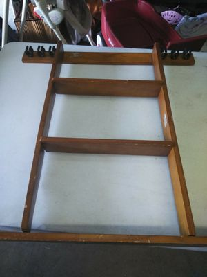 Pool table cue holder for Sale in Austin, TX
