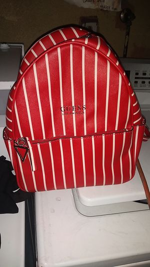 New and Used Guess backpack for Sale in Pasadena, CA OfferUp
