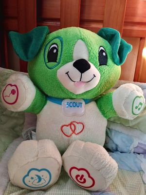 LeapFrog My Pal Scout. Baby Toy. Toddler Toy. Musical toy. Activity Toy for Sale in Riverside, CA