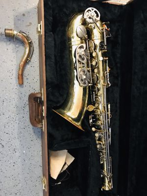 Strange New And Used Saxophone For Sale In Bellflower Ca Offerup Download Free Architecture Designs Scobabritishbridgeorg
