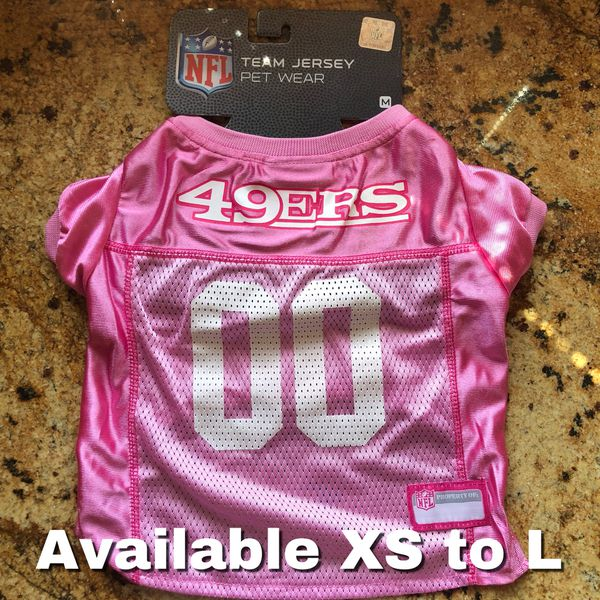 new arrival a6c31 0ed22 49ers dog jersey for Sale in Norco, CA - OfferUp