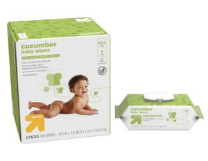 Photo Up and Up Baby Wipes