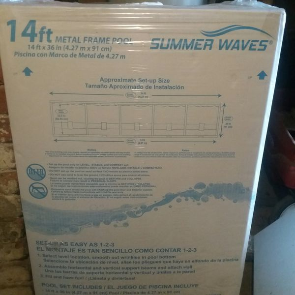 swimming pool 14x36 (Sports & Outdoors) in Los Angeles, CA - OfferUp