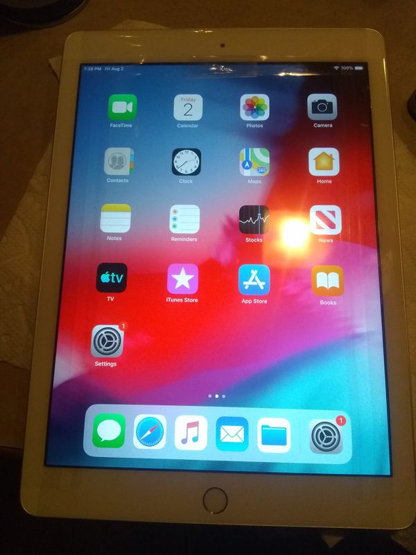 Mint Condition 6th Generation Ipad For Sale In Chandler