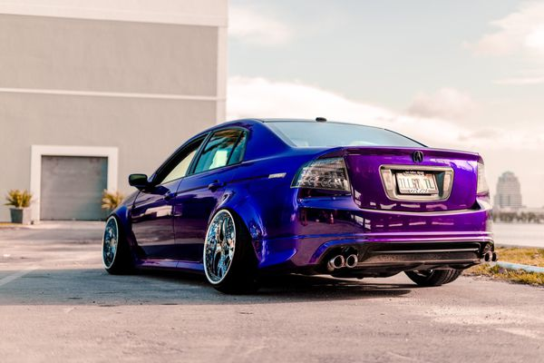 05 Wide Body Custom Acura Tl For Sale In Oakland Park Fl Offerup