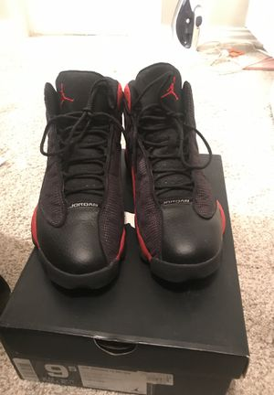 e7e1ccfd6ae49c Jordan bred 13 size 9.5 for Sale in Irving