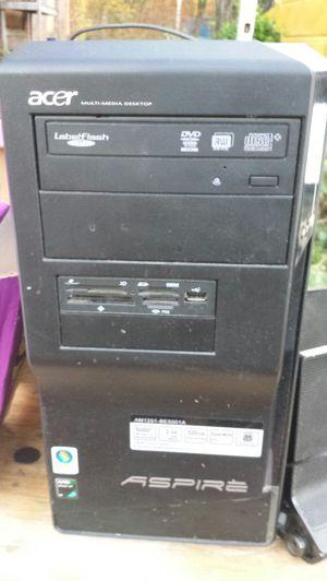 Acer Desk Top Computer for Sale in Washington, DC