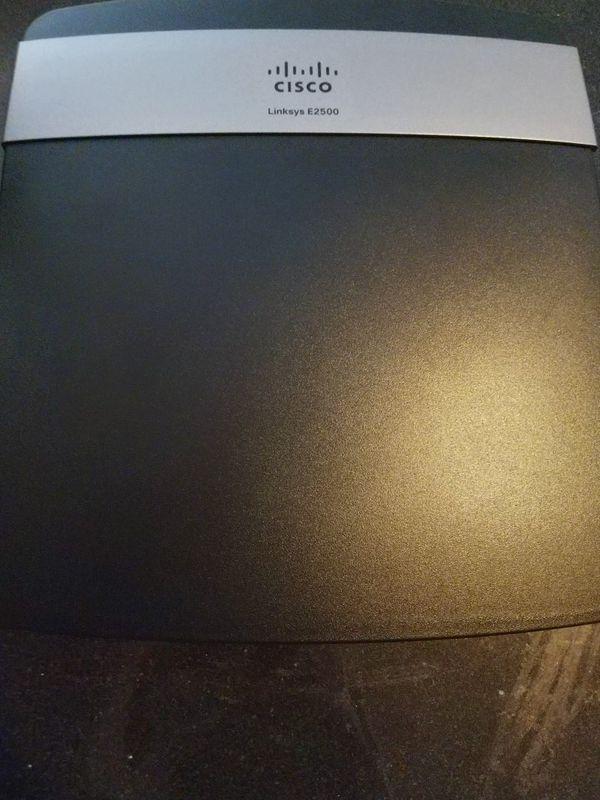 Cisco/Linksys E2500 Router for Sale in Murfreesboro, TN - OfferUp