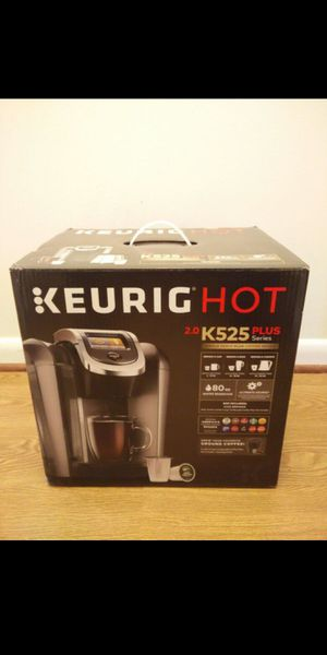 Keurig k525 plus Brand NEW for Sale in Rockville, MD