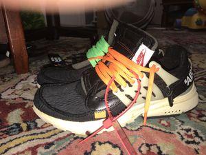 Nike Off White Prestos for Sale in Springfield, VA
