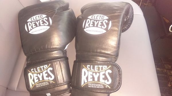 Cleto Reyes Boxing Gloves for Sale in Cleveland, OH - OfferUp