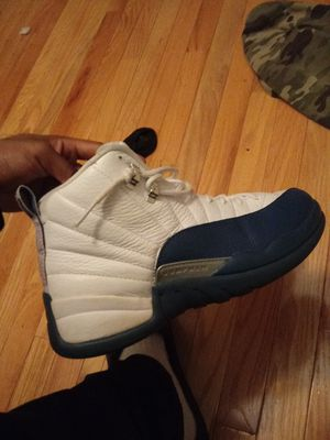 Blue legend retro Jordan 12s for Sale in Lynchburg, VA