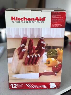 New KitchenAid Set