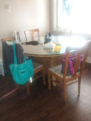 Table And Chair For Sale In Fort Wayne IN