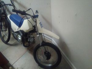 Dirt bike negotiable on the price a little for Sale in Washington, DC