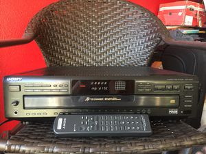 Sony 5 Disc CD Home Stereo Works great!! for Sale in Normandy Park, WA