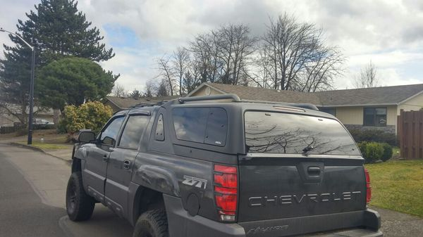 Avalanche Snugtop Canopy For Sale In Troutdale Or Offerup