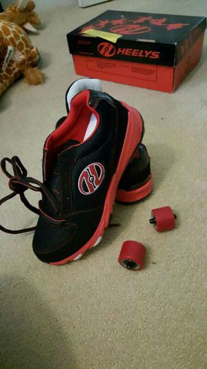 boys Heelys shoes for Sale in Rockville, MD