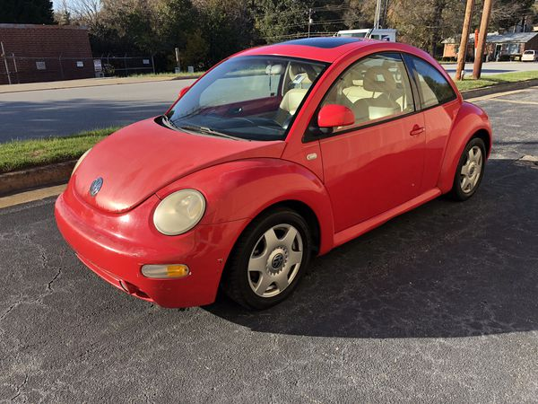 2000 Vw Beetle for Sale in Greensboro, NC - OfferUp