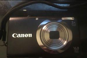 Canon Powershot A2300 16 megapixel camera, used for sale  Owasso, OK