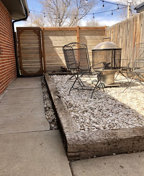 Railroad ties for Sale in Arvada, CO - OfferUp