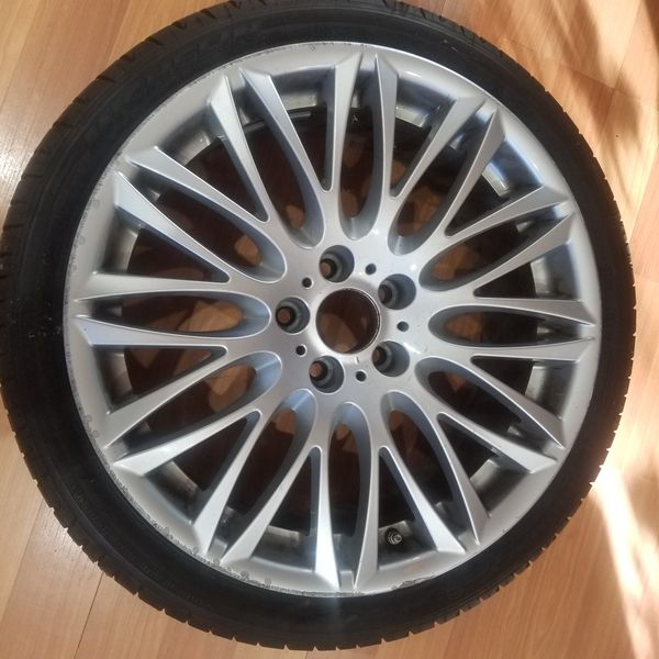 246/40R20 Wheel And Tire For Sale In Warwick, RI