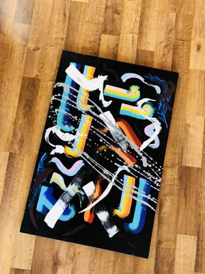 Art abstract painting for Sale in Oakland, CA