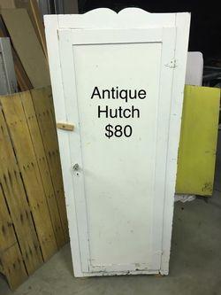 Antique Hutch/wardrobe Thumbnail